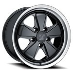fuchs wheels black