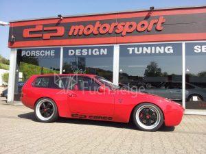 Fuchs 944 Red Porsche