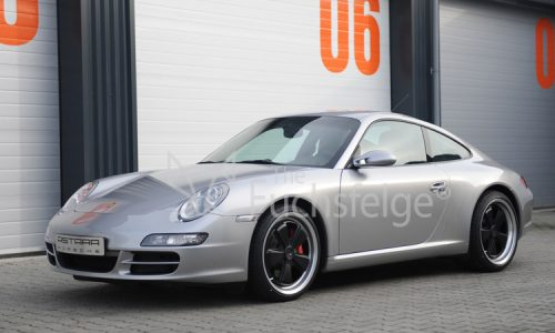 Fuchs Wheels on Porsche 997