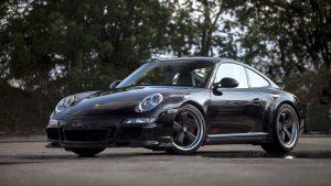 Fuchs Wheels on Porsche 997