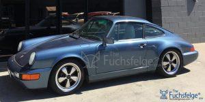 Fuchs Wheels Porsche 996