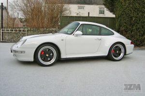 Fuchs Wheels | Porsche 993