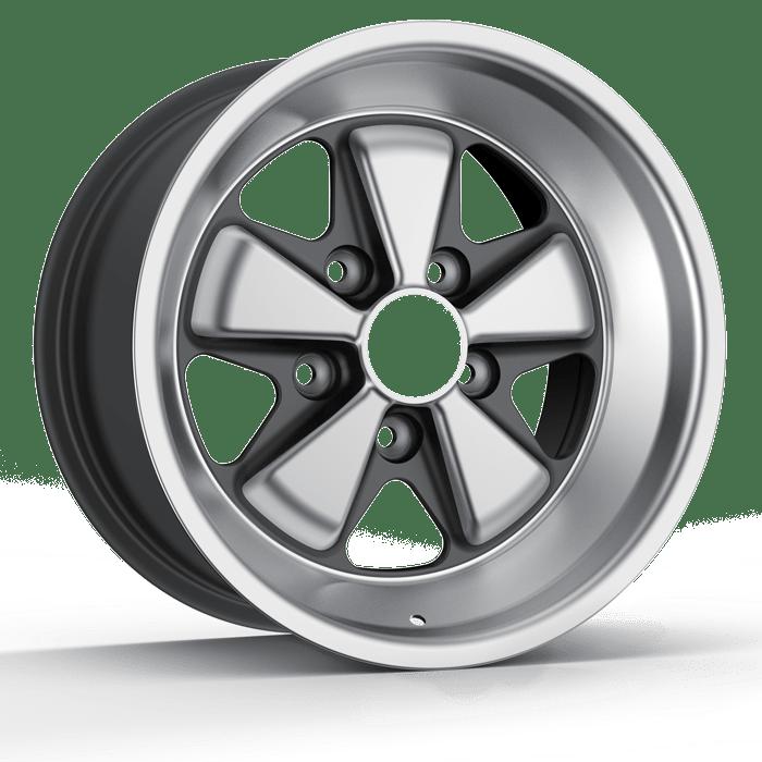 Fuchs Wheels 16 inch Silver
