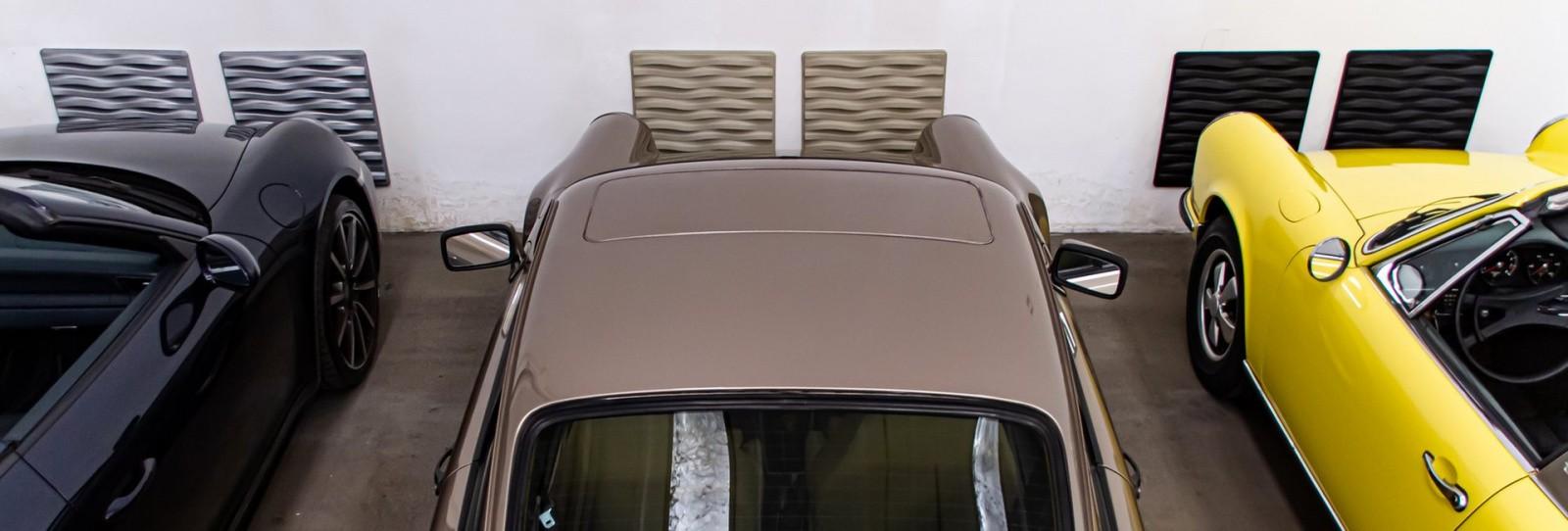 Car Door and Bumpers garage protector